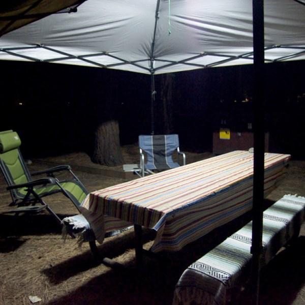 Brite-Saber Illuminator LED Lamp Camping 02
