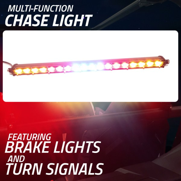 Brite-Saber Chase Light Model TWO 81801