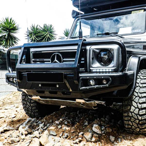48002402 AFN Mercedes G-Class Front Bumper :: Allied Expedition