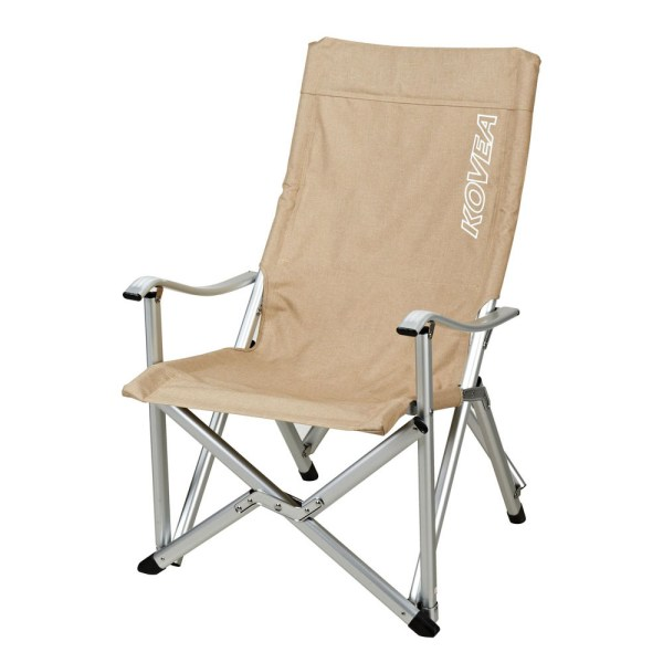 Kovea Field Luxury Chair 15 :: Ivory :: Allied Expedition