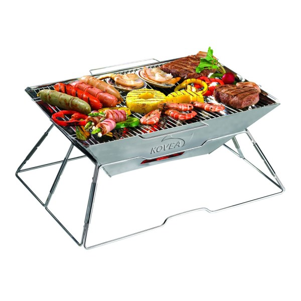Kovea Magic 2 Folding BBQ 02 - Allied Expedition
