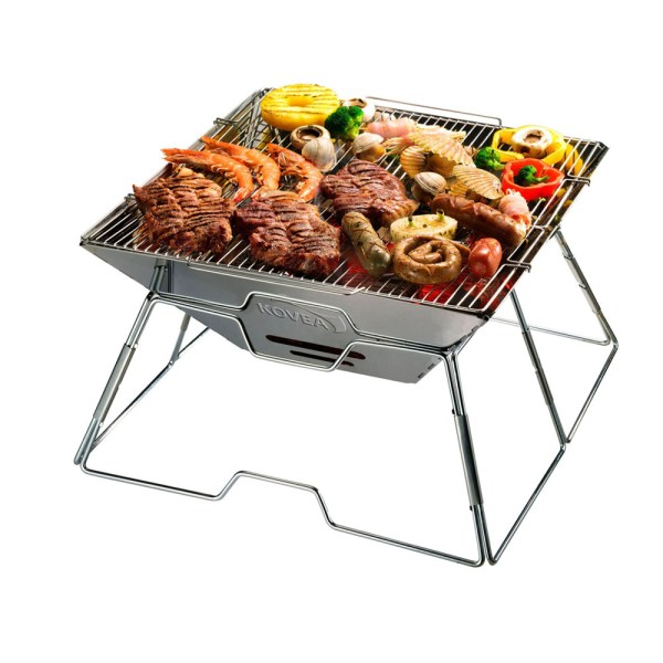 Kovea Magic 3 Folding BBQ 04 - Allied Expedition