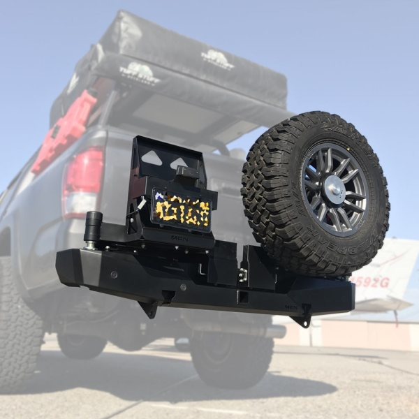Tacoma AFN Rear Bumper 04 | 48002599 | Allied Expedition