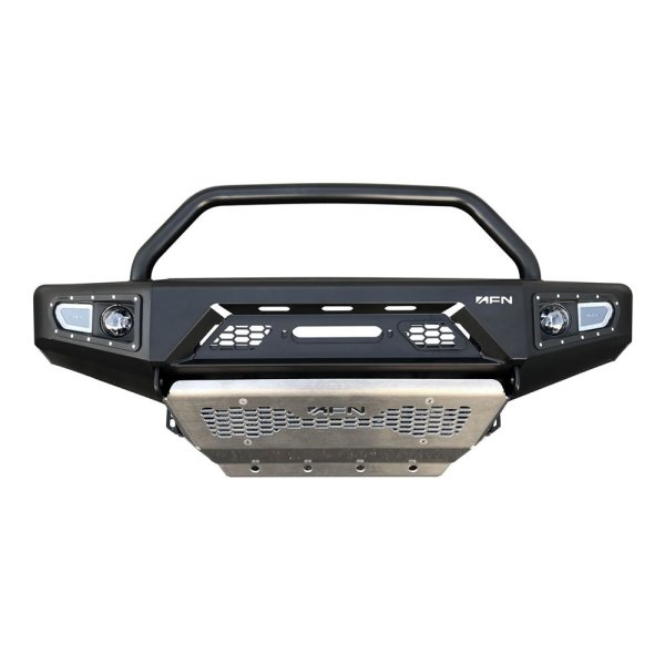 48002640 AFN 4Runner Bumper Front 04 :: Allied Expedition