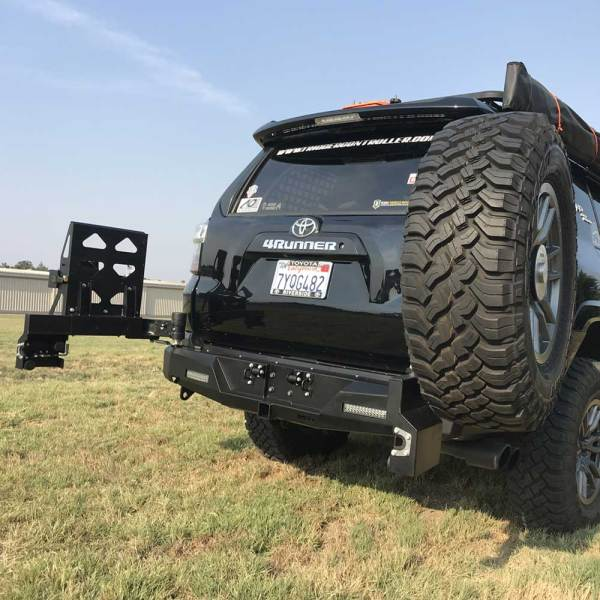 48002651 AFN Bumper 4Runner Rear 03 | Allied Expedition