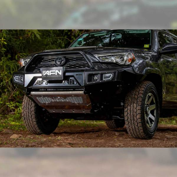 Toyota 4Runner AFN Front Bumper 05 :: Allied Expedition