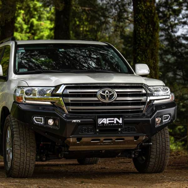Land Cruiser AFN Front Bumper 01b :: Allied Expedition
