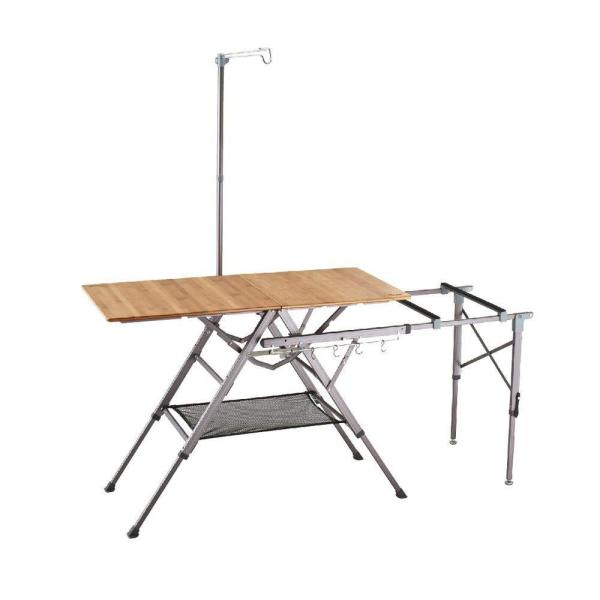 Bamboo One Action Kitchen Table 02 :: Allied Expedition