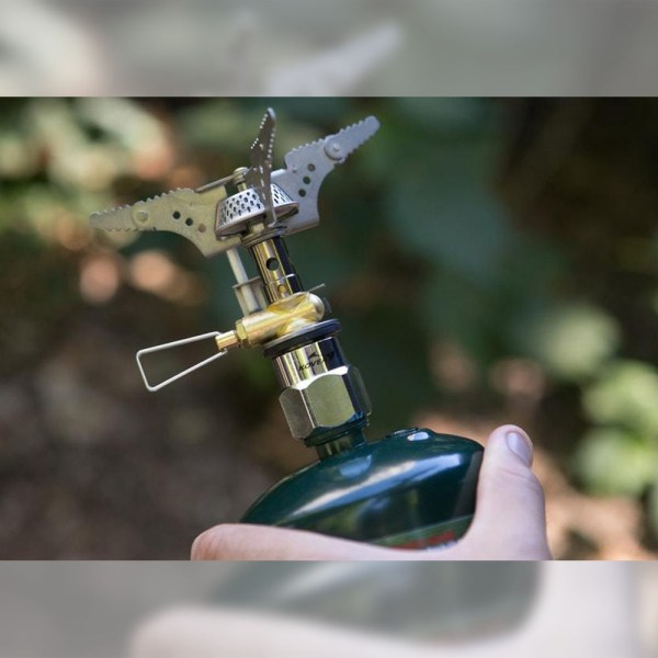 Kovea Brass LPG Adapter 01 :: Allied Expedition