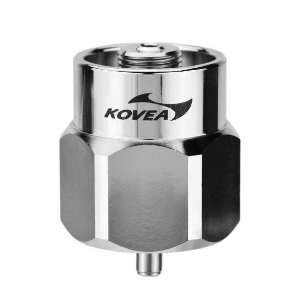 Kovea Brass LPG Adapter 02 :: Allied Expedition