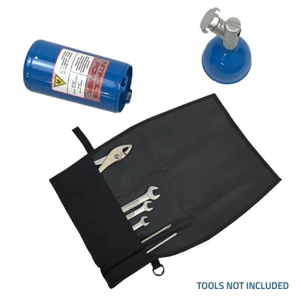 Nitrous Power Hidden Storage Container and Tool Roll 01 | 1091 | Allied Expedition