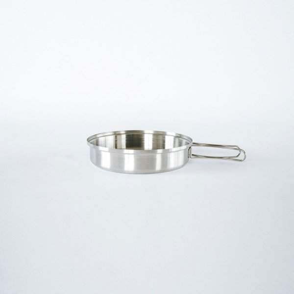 Kovea Mini Stainless Cookware | Pan | Allied Expedition