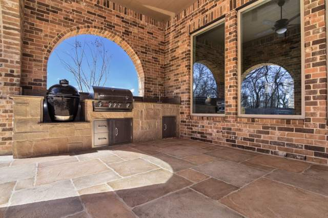 pergolas and outdoor kitchens increase the value of your home