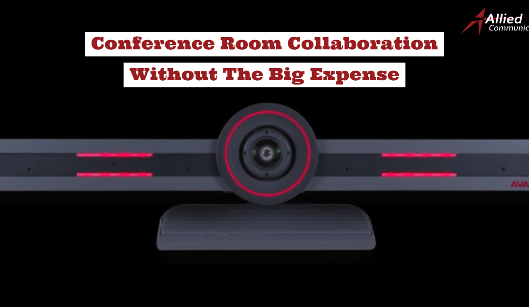 Conference Room Collaboration without the Big Expense