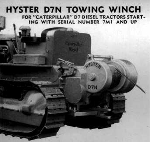 Allied Winch Lines 1209 The Hyster Winch Lives On