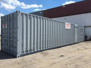 Storage Containers for Construction Sites
