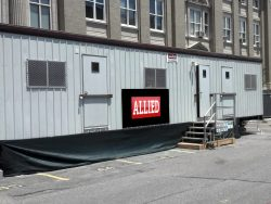 Learn how to rent your office trailer from Allied Trailers.