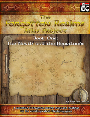 Forgotten Realms Atlas Project Alligator Alley Entertainment