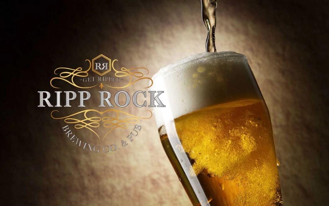 Ripp Rock Brewing Co. & Pub – Project Mockup