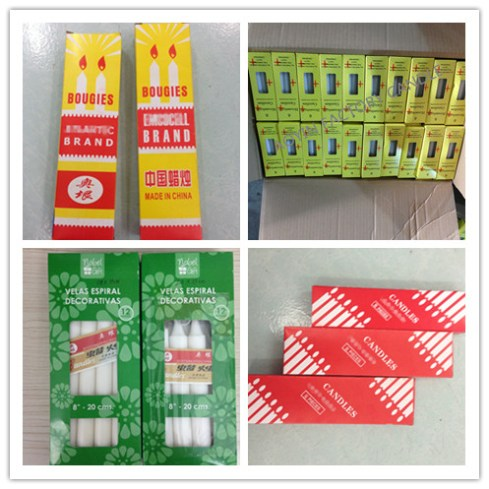 taper box packaging