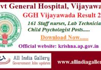 GGH Vijayawada Result 2020