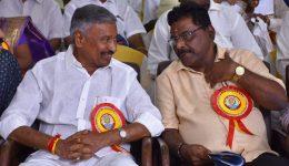 Nanda with AP Mines Minister P Ramachandra Reddy .JPG