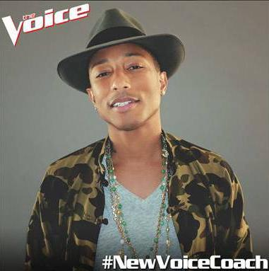 Pharrell-TheVoice-news