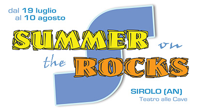 logo Summer on the rocks