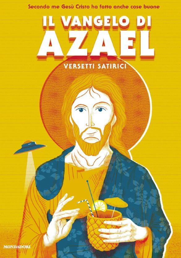 Il Vangelo di Azael - cover