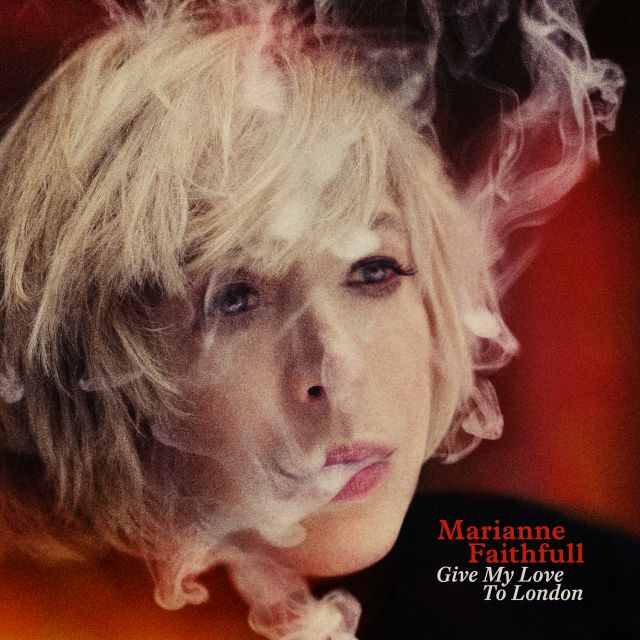 Marianne Faithfull_Give my love to London_cover