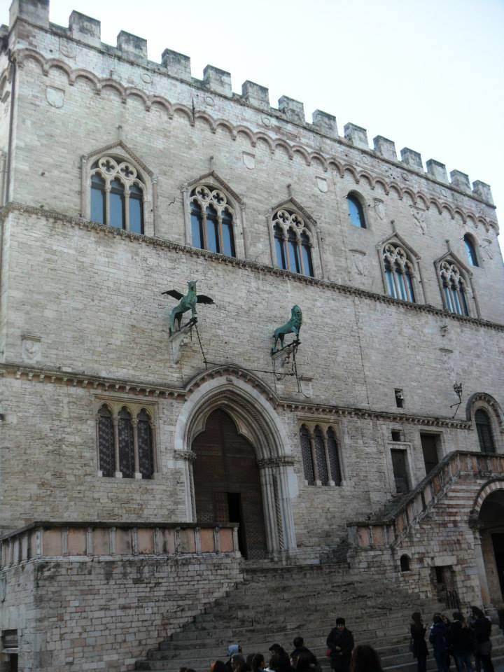 Perugia, Palazzo dei Priori