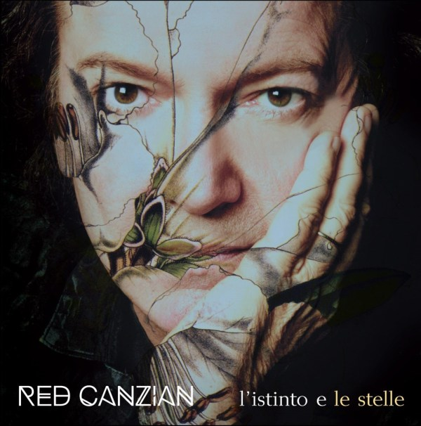 Red Canzian_L'istinto e le stelle_Cover_b(1)