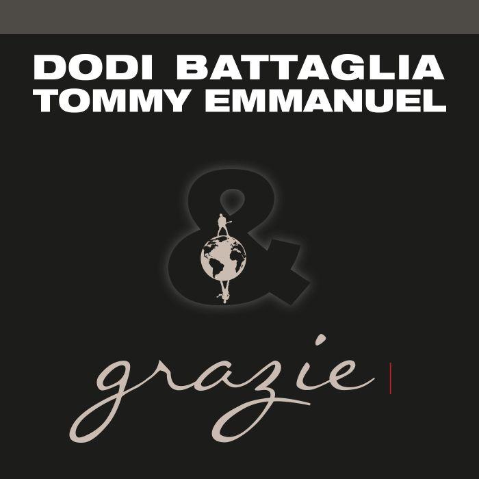 Dodi Battaglia_Cover singolo Grazie
