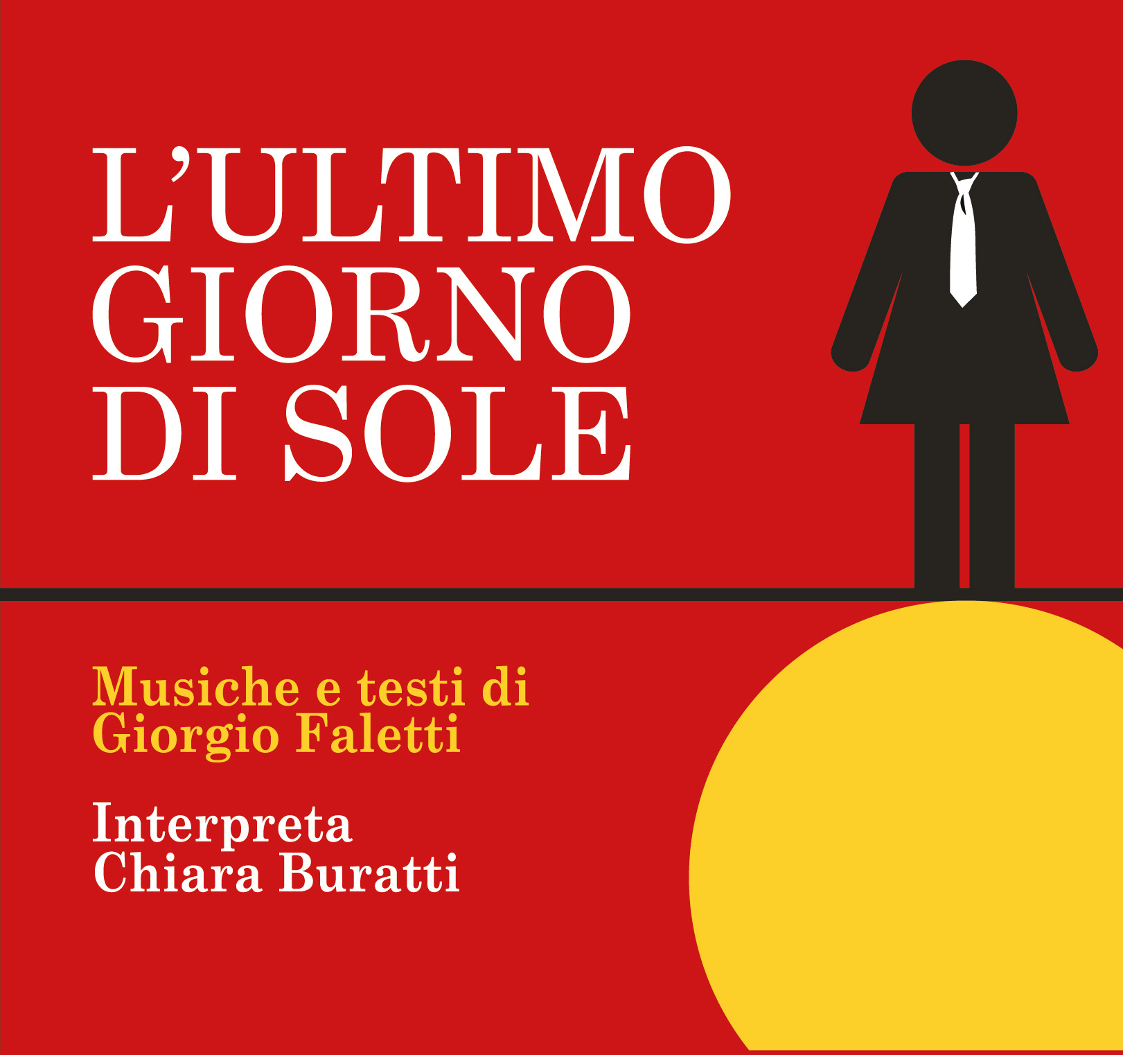 cover album - l'ultimo giorno di sole