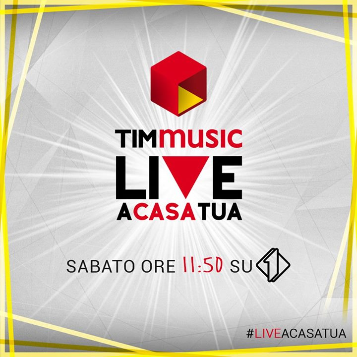 TIMmusic Live a casa tua_SAVE THE DATE