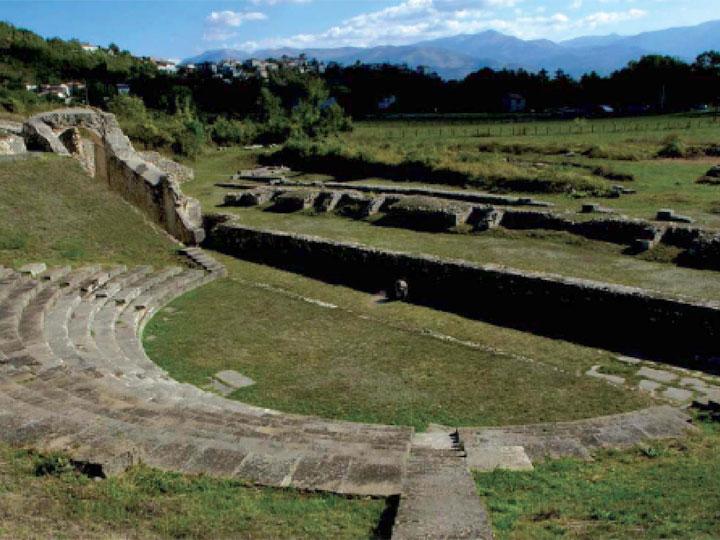 Teatro di Amiternum