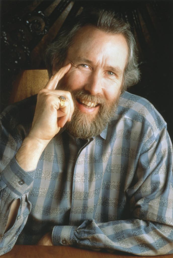 Portrait of Jim Henson