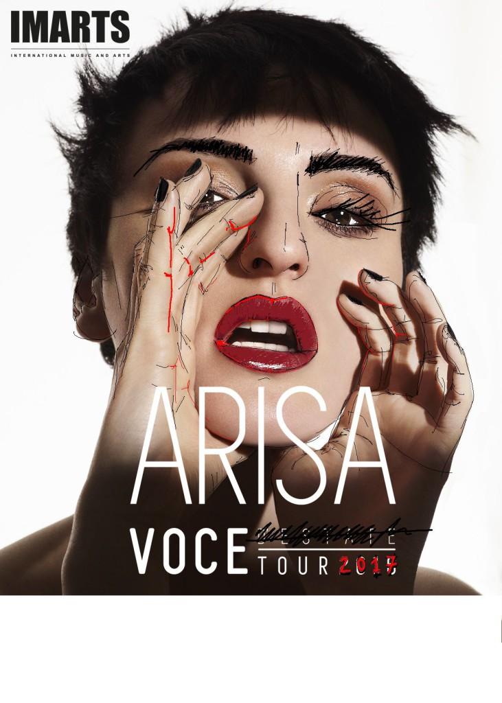 Arisa Voce 2017
