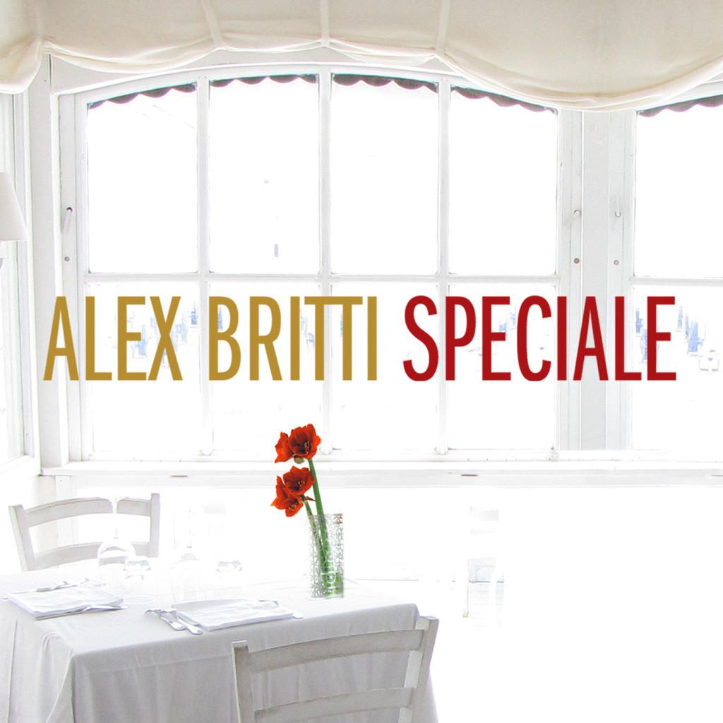 Cover cds SPECIALE_ALEX BRITTI