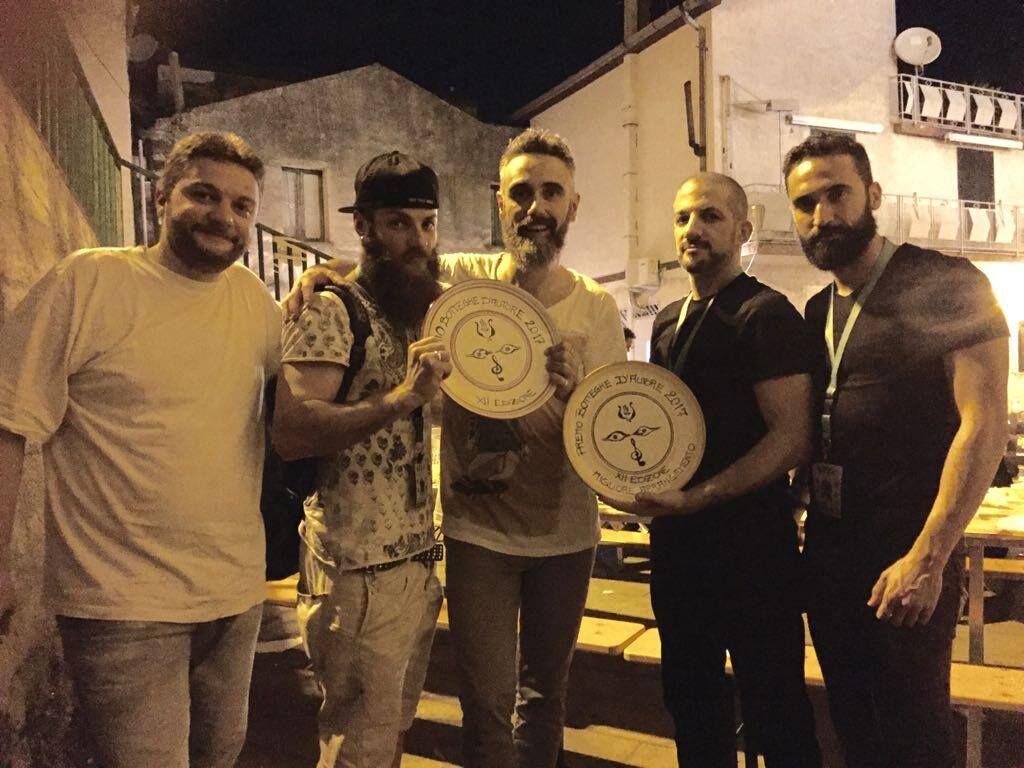 Massimo Francescon Band vince Botteghe d'Autore