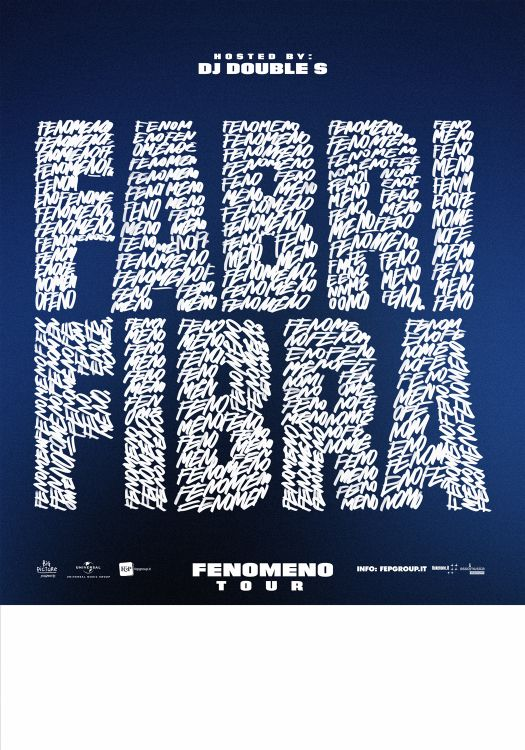 Locandina FENOMENO TOUR_b