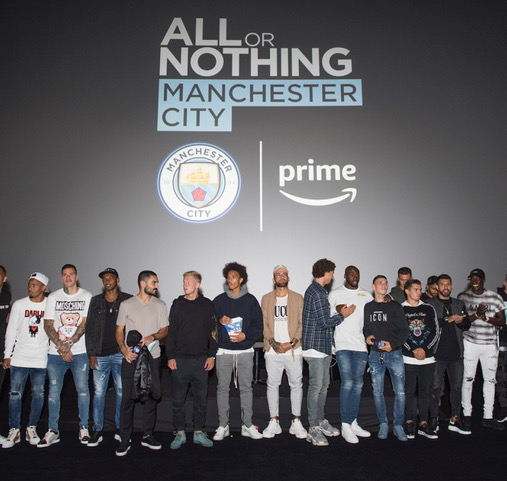 Manchester City - All or Nothing - Prime Video 170818