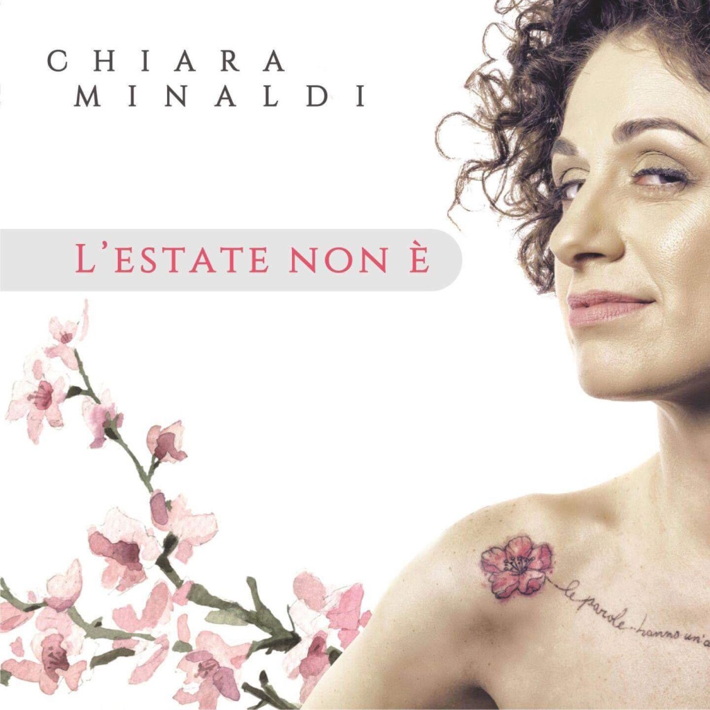 CHIARA MINALDI_L'estate non è_single cover