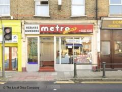 Metro Pizza 51 Croydon Road Beckenham Take Away Food