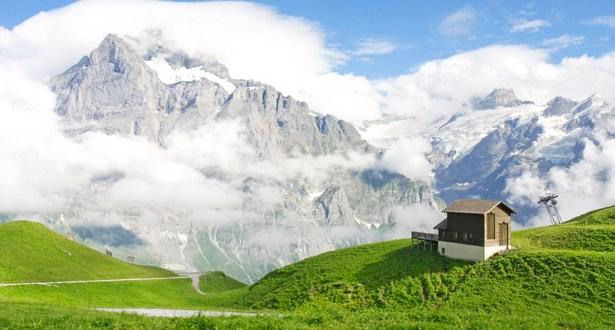 Grindelwald, Zwitserland | reisfotografie| AllinMam.com