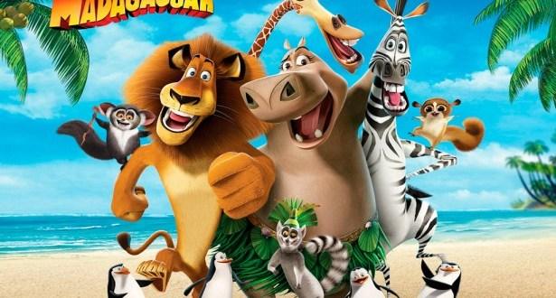 Madagascar op Netflix | AllinMam.com