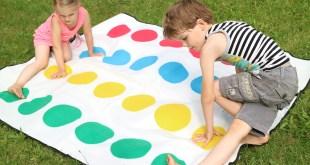Twister picknick kleed - AllinMam.com