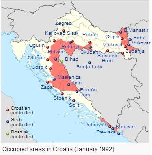 Croatia War