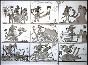 Books Hell and Good Company Picasso-Sueno-y-mentira-de-Franco