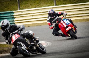 Scooter Racing Croft by Allinsons Photography
